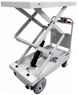 Pony Express 1050-EL Electric Lift Cart