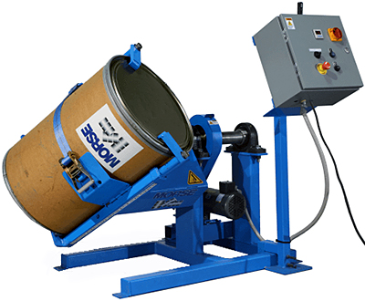 Morse 309-3 Drum Tumbler With Control Package