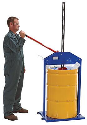 Vestil MTC-55 Drum Trash Compactor