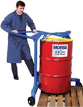 Morse 81 Drum Palletizer