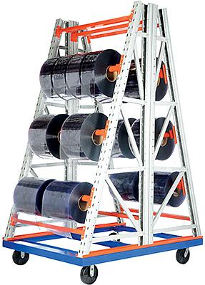 Vestil RERC-CT-468 Reel Rack