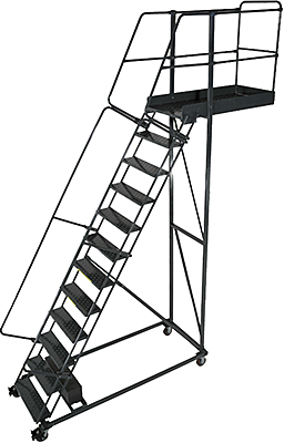 Ballymore CL-14 14 Step Cantilever Ladder (12 step version shown)