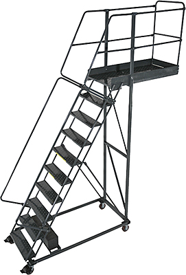 Ballymore CL-10 10 Step Cantilever Ladder