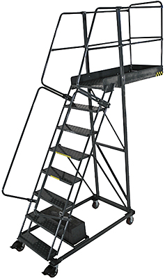 Ballymore CL-8 8 Step Cantilever Ladder