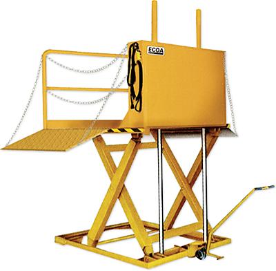 Ecoa TAD Portable Dock Lift
