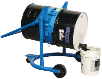 Morse 80i Mobile Drum Carrier