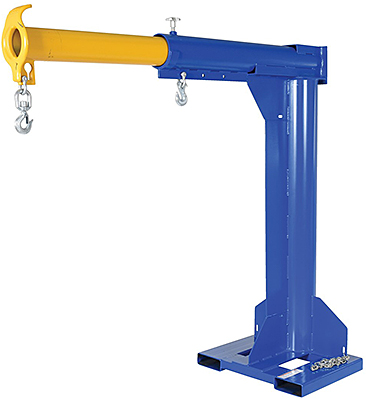 High Rise Telescoping Forklift Boom