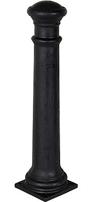 Vestil BOL-CI-38-8 Cast Iron Bollard