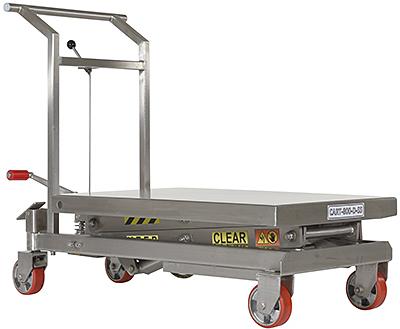 Vestil CART-800-D-SS