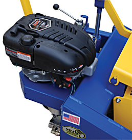 Vestil PTM-GPT 6 HP Motor