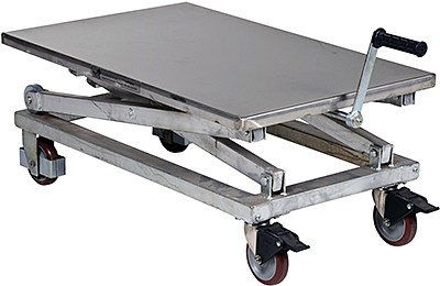 Vestil CART-660-M-PSS