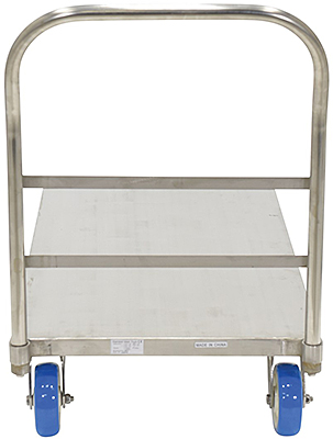 Stainless Steel Platform Cart