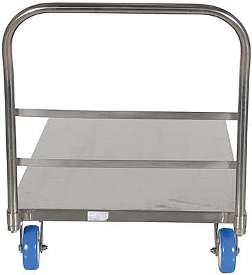 Stainless Steel Platform Cart