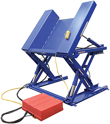 Vestil EHLTGT Lift & Tilt Table