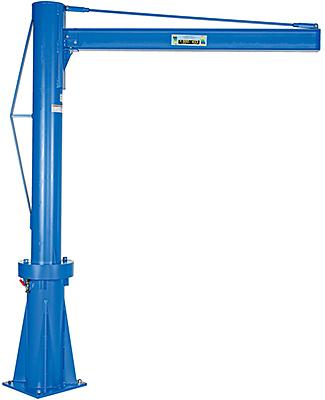 Vestil JIB-P Floor Mounted Jib Crane