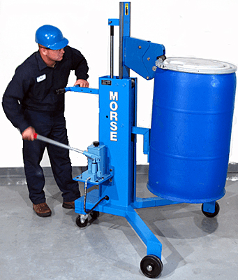 Morse 82H Drum Lifter