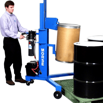 Morse 82H-125 Electric Drum Lifter
