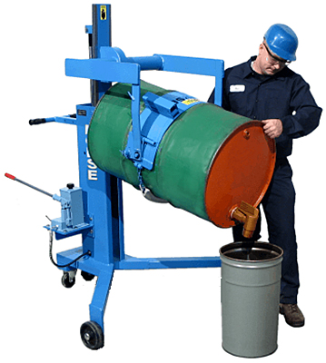 Morse 82A Drum Lifter