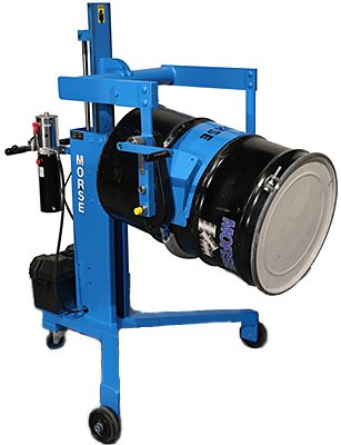 Morse 82A-GT-125 Geared Electric Drum Lifter