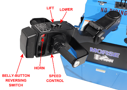 Morse 910 Handle