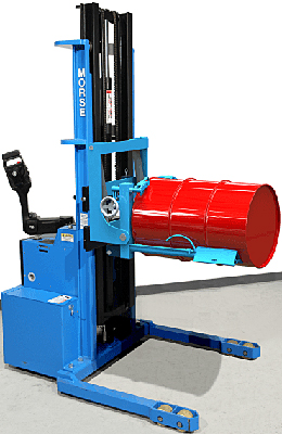 Morse 910 Electric Drum Racker