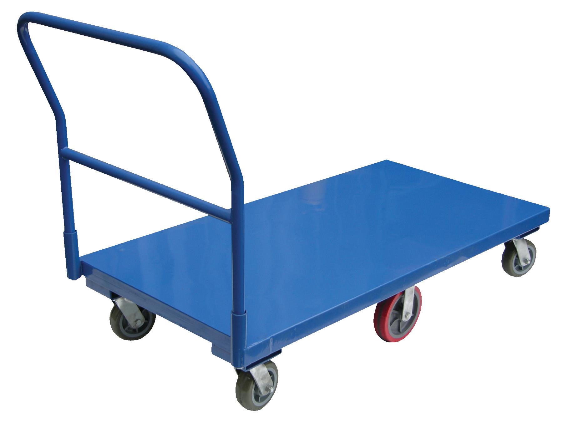 Vestil FLAT-C Flat Bed Cart