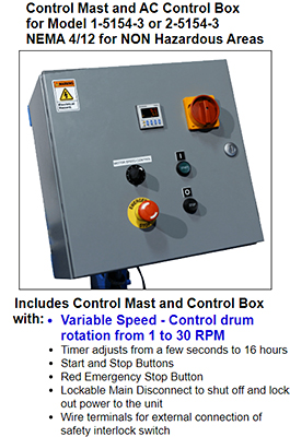 Morse Control Package CP-1-5154