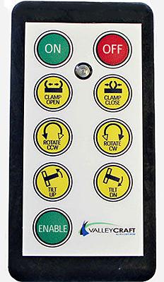 Valley Craft F89272 Wireless Remote