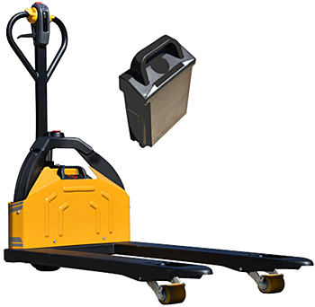 Big Joe LPT26 Electric Pallet Jack