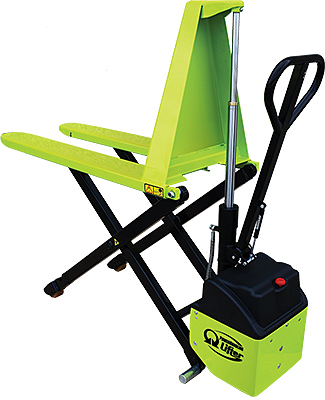 Pramac HX10E Electric High Lift Pallet Jack
