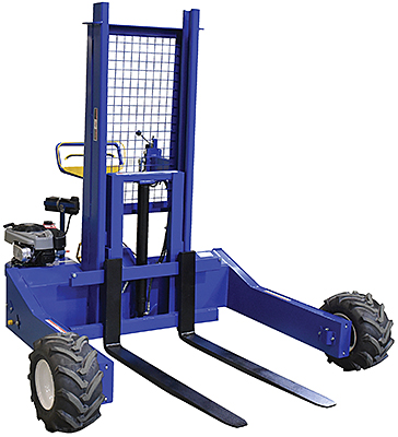 Vestil ALL-T35-GPT-ST All Terrain Pallet Jack