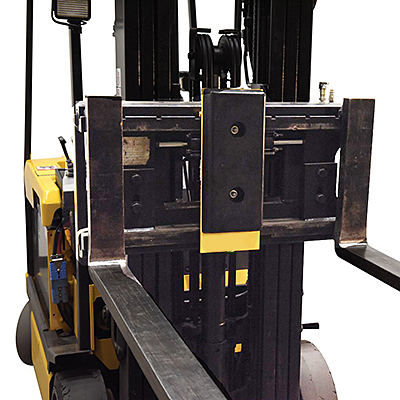 Vestil FCB-818 Forklift Carriage Bumper