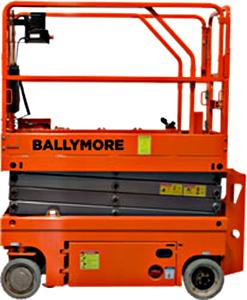 Ballymore DMSL-12 Scissor Lift