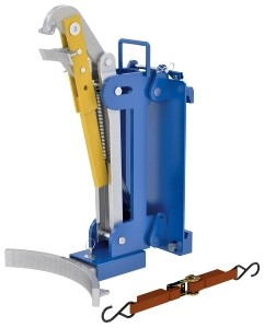 Vestil DLH-CL2-1 Forklift Drum Lifter