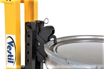 Counterbalanced Drum Handler