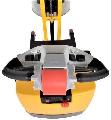 Fully powered Drum Transporter