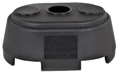 Vestil Plastic Safety Bollard