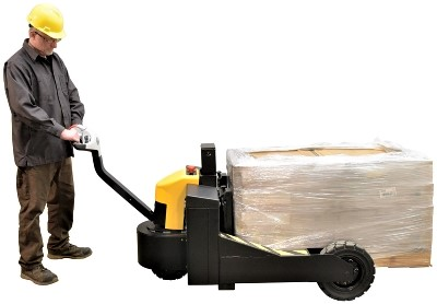 Vestil RT-EPT Electric Rough Terrain Pallet Truck