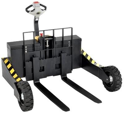 Vestil RT-EPT-3-48 Electric Rough Terrain Pallet Jack