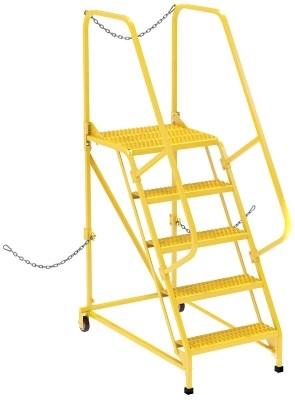 LAD-STAL-5-G-YL Semi-Trailer Ladder