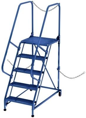 LAD-STAL-5-P Semi-Trailer Ladder