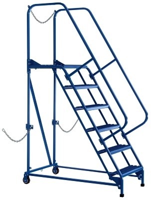 LAD-STAL-6-G Semi-Trailer Ladder