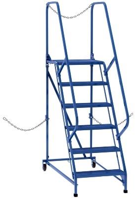 LAD-STAL-6-P Semi-Trailer Ladder