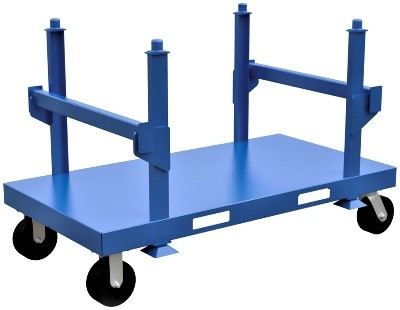 Vestil SPC-3668-2L Stackable Heavy Duty Material Cart