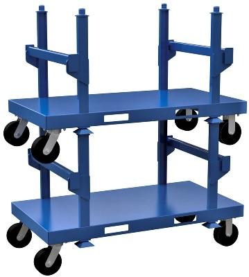 Stackable Material Handling Cart