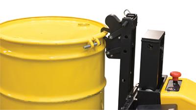 RT-EPT-SDG Drum Gripper Hitch Attachment