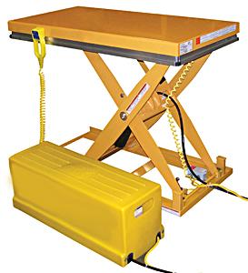 Vestil EHLT-WS-2448-1.5-36 Work Station Lift Tables