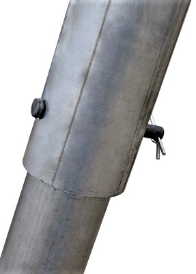 Adjustable Height Tripod Crane