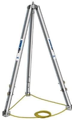 Spanco ATS-02-1309 Steel Tripod Hoist