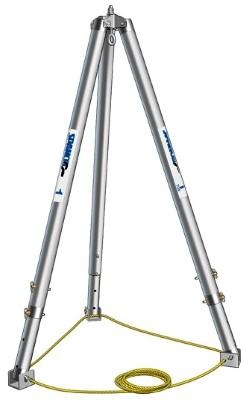 Spanco ATS-04-1309 Steel Tripod Hoist